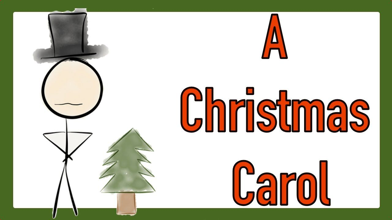 A Christmas Carol by Charles Dickens (Book Summary) - Minute Book Report   Christmas carol ...
