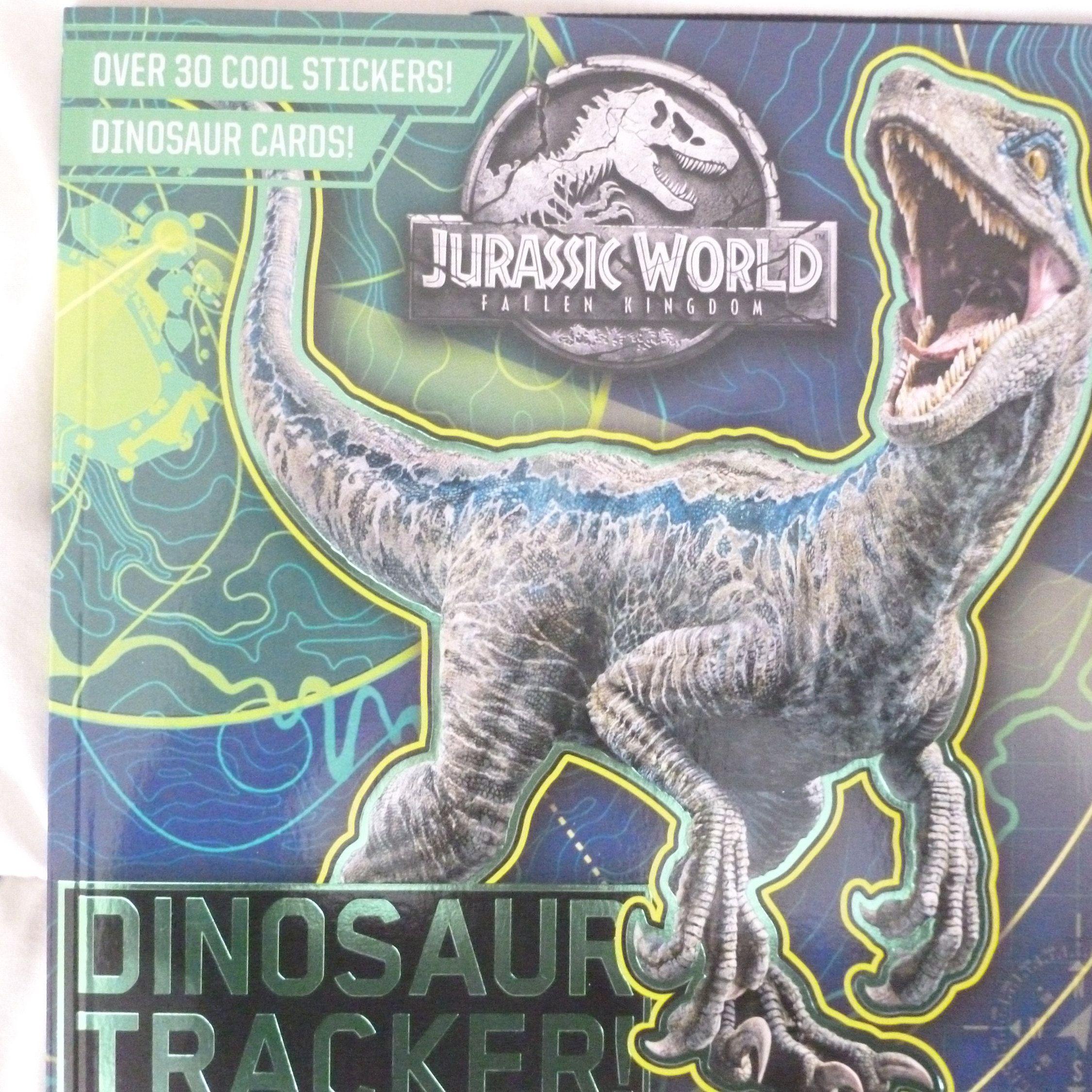 Dinosaur Tracker Jurassic World Fallen Kingdom Etsy Jurassic World Falling Kingdoms Film Jurassic World