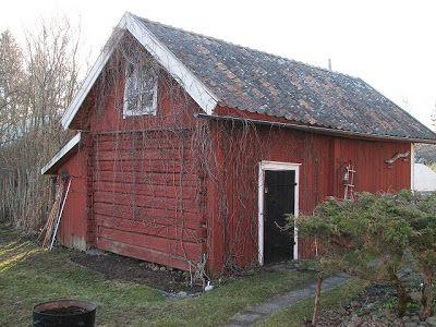 gamla timmerhus till salu