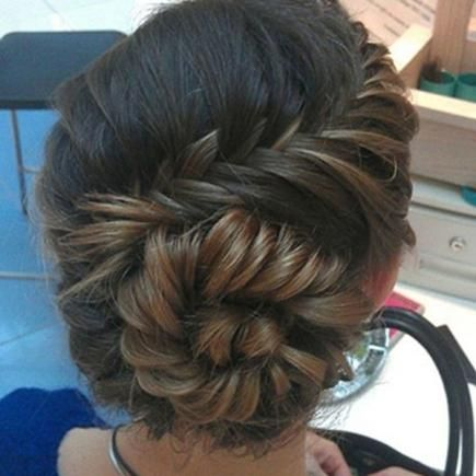 Real Life Disney Princess Portraits Updo Prom Hair And The Modern