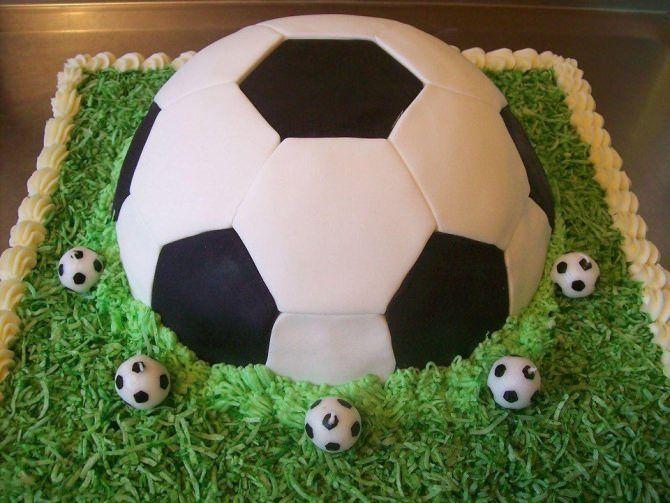 Картинки футбольные мячи для торта, смешных
