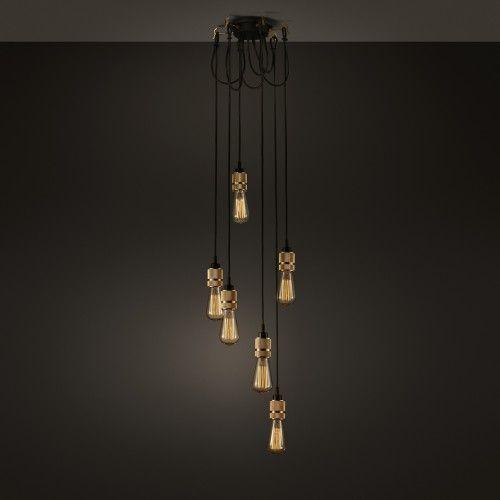 buster and punch hooked 6.0 nude lampe | Bolina livstilsbutikk - interiør, klær og tilbehør.