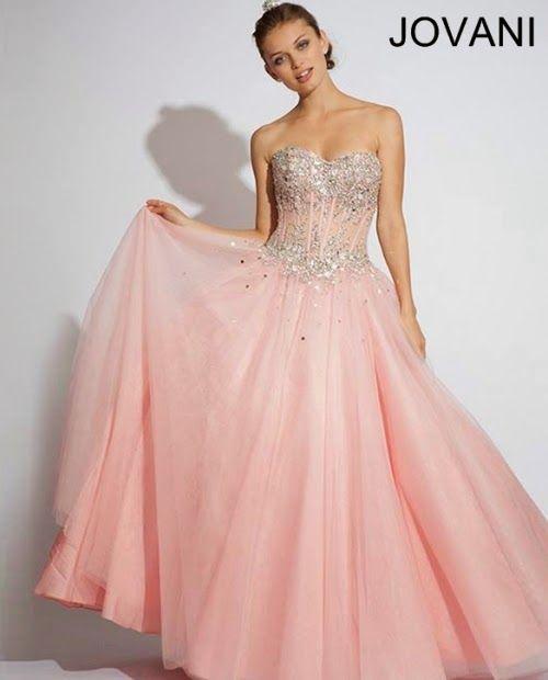 Magníficos vestidos largos | vestidos | Pinterest | Vestido largo ...