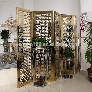 Modern Stainless Steel Dubai Room Divider Screen Ss5001 Buy Dubai