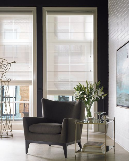 A roundup of gorgeous window treatments from furniturefashion a daily digital magazine focusing - Contemporary Window Coverings