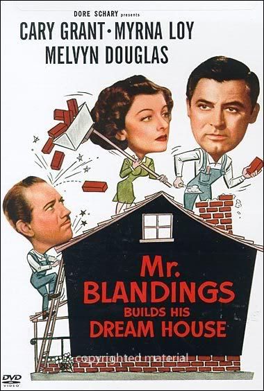 Real Estate Lessons in Movies: Mr. Blandings Builds His Dream House (1948)