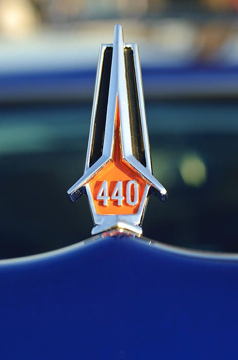 1967 Plymouth Hood Ornament Photograph by Jill Reger...Re-pin...Brought to you by #CarInsurance at #HouseofInsurance in Eugene, Oregon