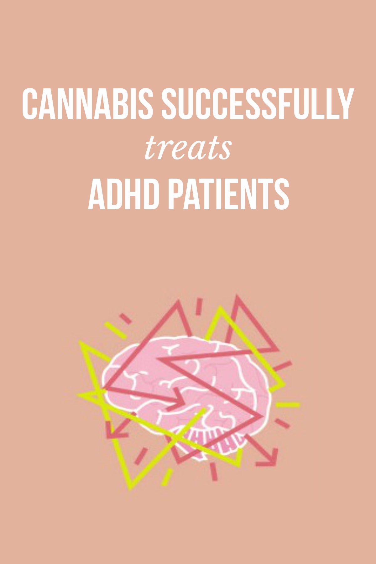 cannabis successfully treats adhd patients! | blog.massroots