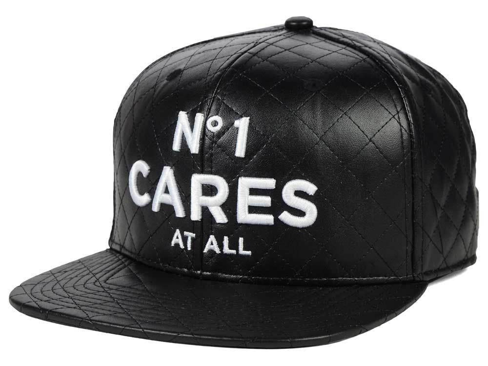 d9436ad4c10 Reason No1 Cares Quilted Snapback Hat