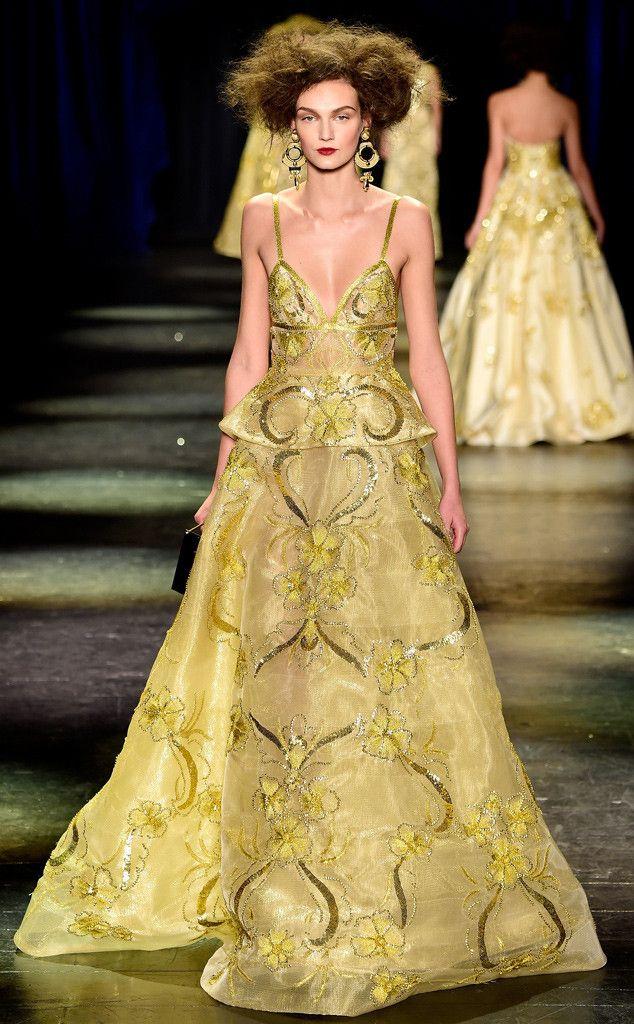 Naeem Khan from New York Fashion Week Fall 2016: Best Looks | E! Online