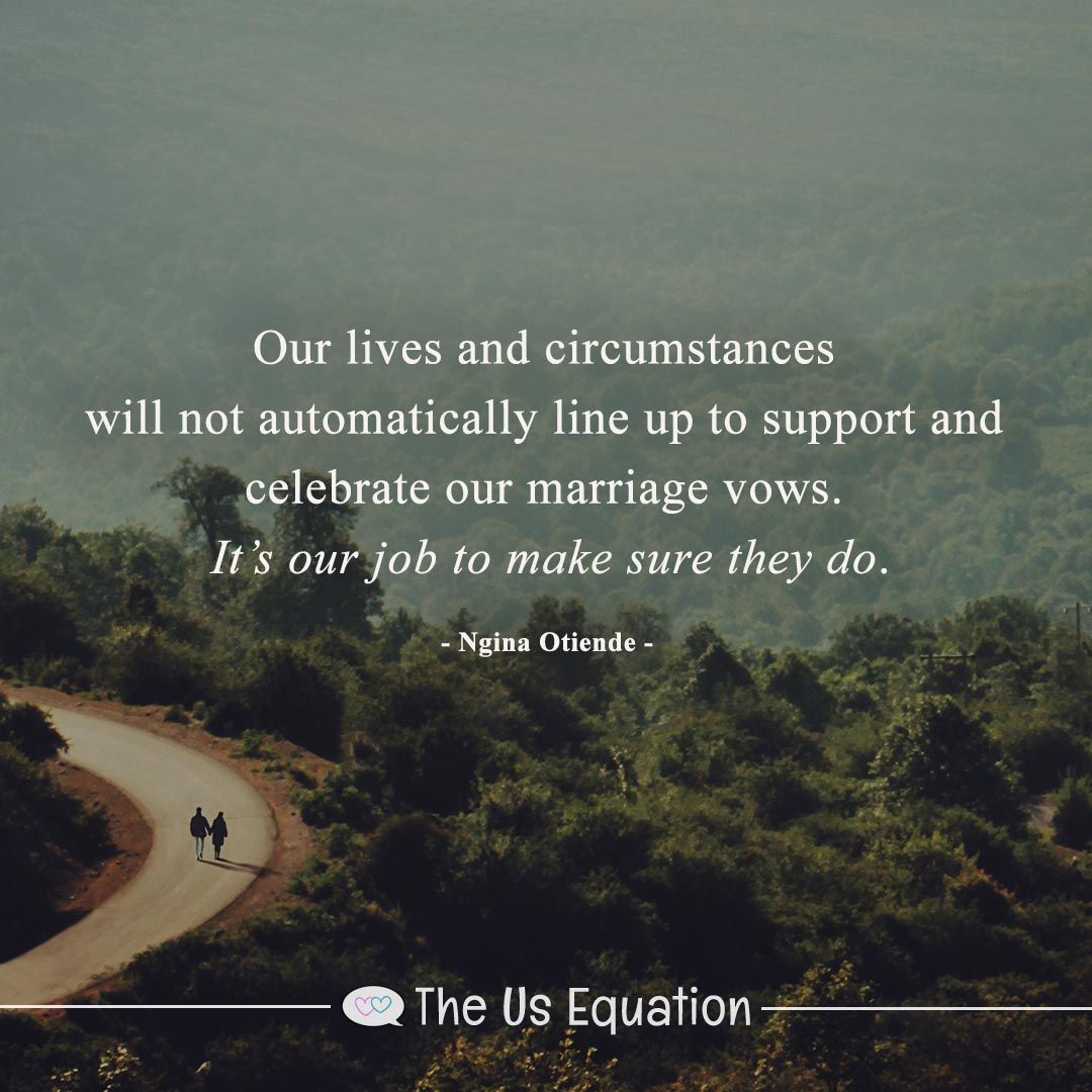 Support Your Vows Inspirational Marriage Quotes Marriage Quotes From The Bible Happy Marriage Quotes