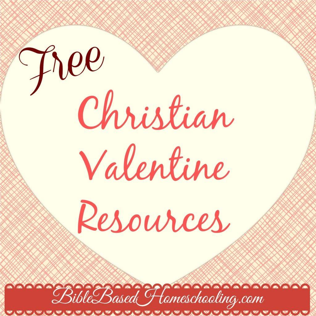 Free Christian Valentine Resources