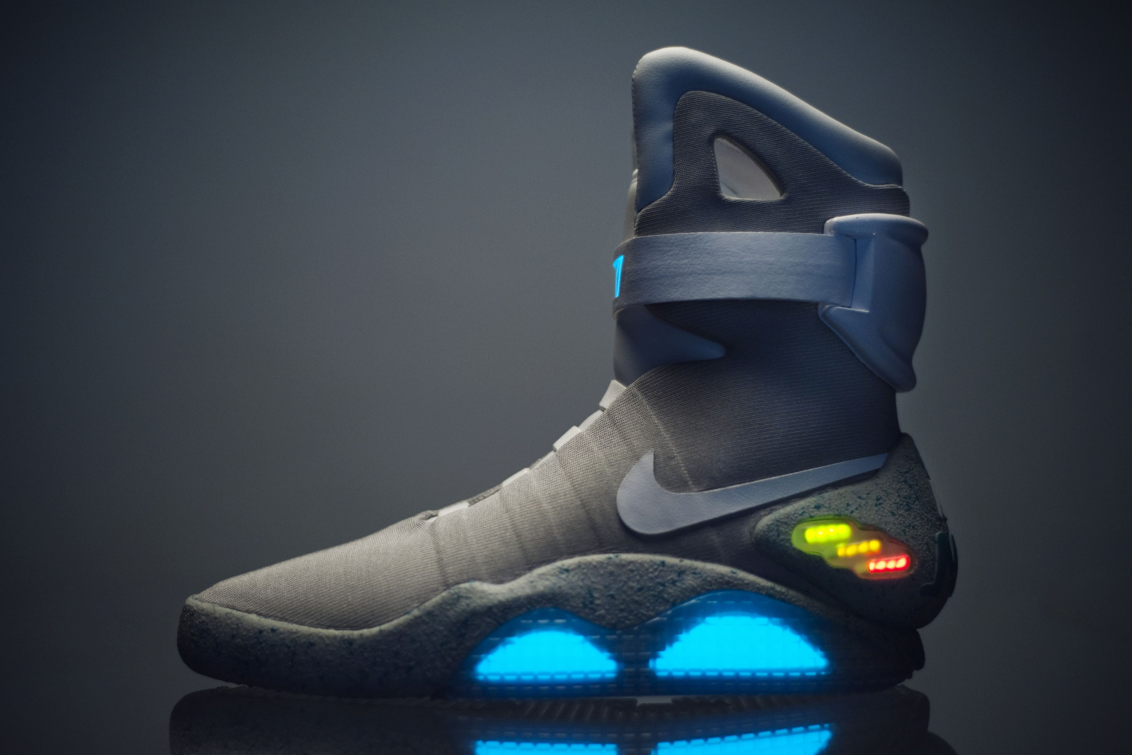 Today, the sneaker, film and collectible worlds wait on pins and needles on  the hopes of a power-lacing Nike MAG release or at least information  pointing to ...