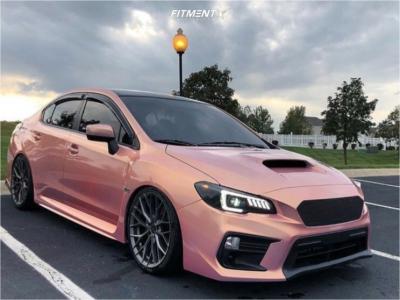 2018 Subaru WRX Ambit FC20 Bridgestone Potenza #cars