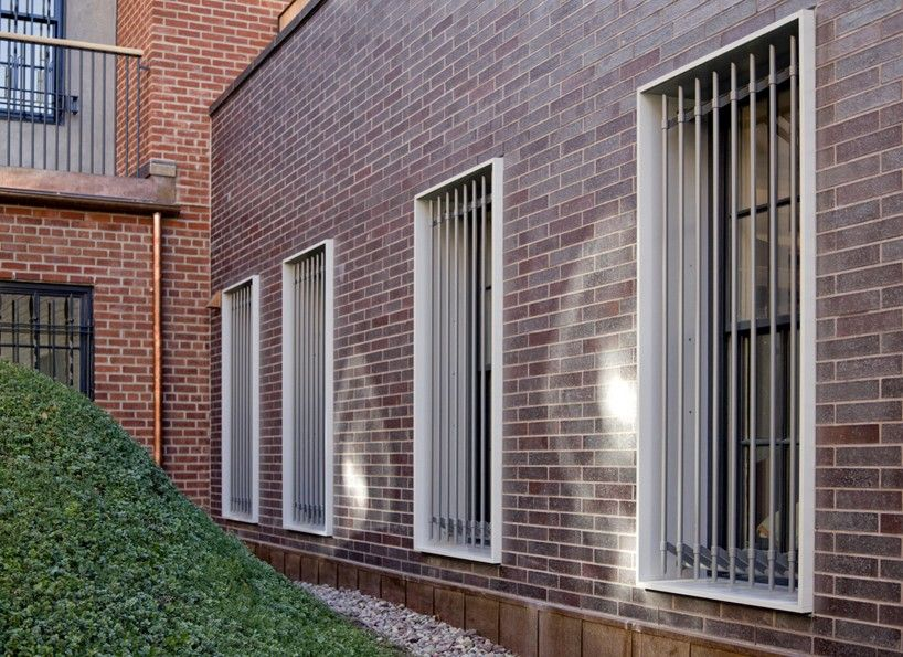 Roy Lichtenstein-Residenz und Studio Design by Bremssattel Studio Homesthetic Materialien