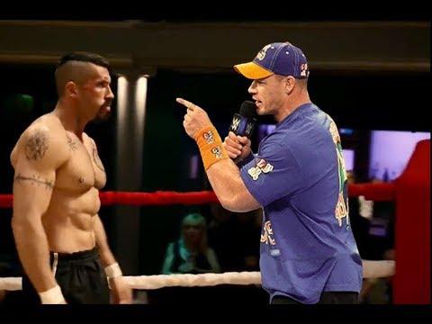 Workout Motivation 2019 Yuri Boyka Vs John Cena Youtube Fantasias Poder De Fogo