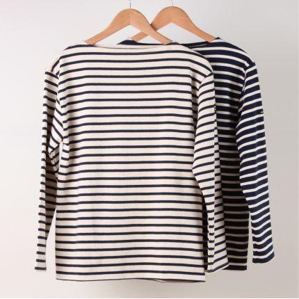 Saint james meridien ii s h o p pinterest saint for St james striped shirt