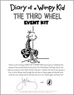 Wimpythird Act Free 1023927 Wimpy Kid Wimpy Scholastic Book