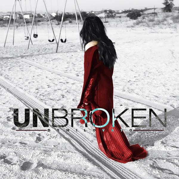 Demi Lovato Unbroken cover Demi lovato albums, Demi
