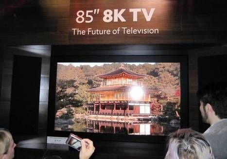 Panasonic and Sony to co-develop 8K TV tech ahead of 2020 Olympics | Advids…