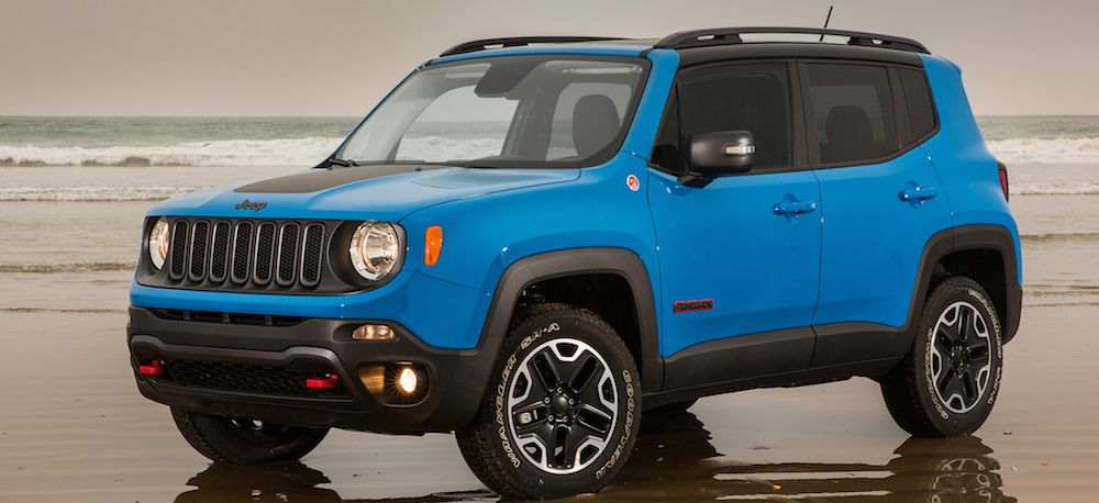 2016 Jeep Renegade Named Consumer Guide S Best Buy Jeep Renegade