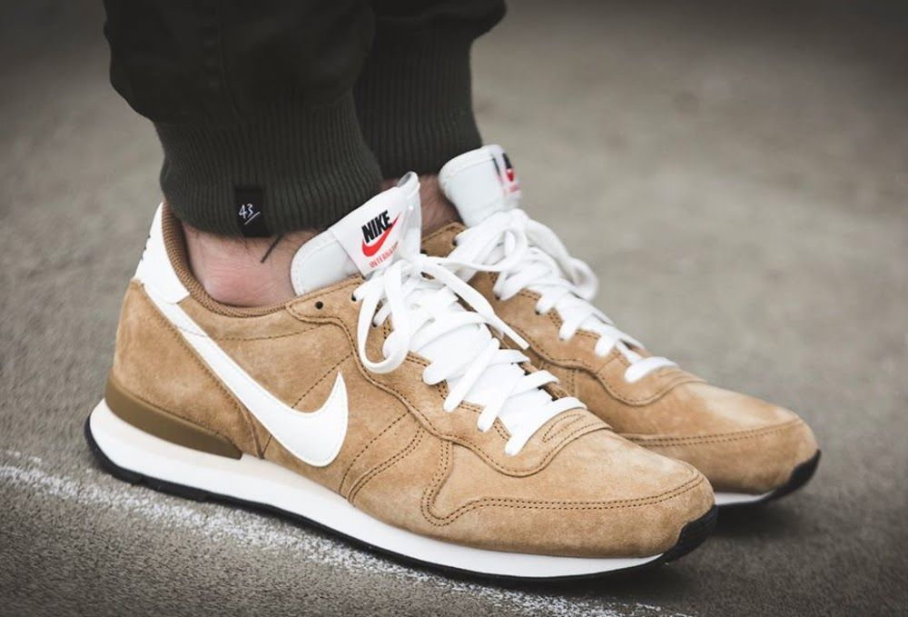 JUST LIFE STYLE™®: Nike Internationalist Leather Golden Tan '.