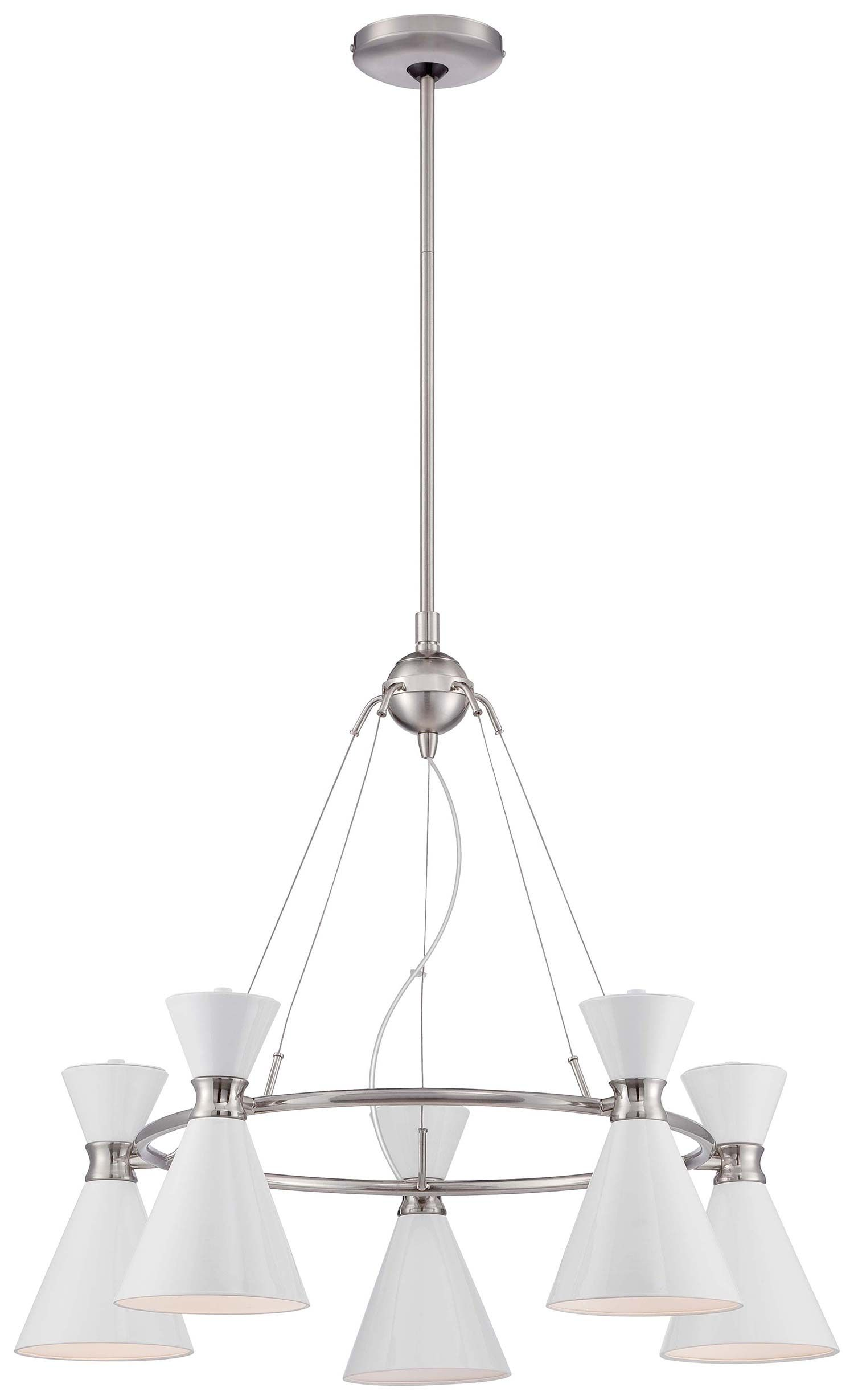 George Kovacs Lighting Conic Chandelier Anj