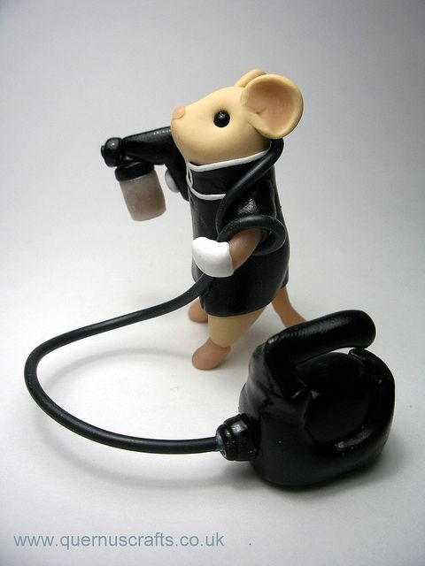 Spray Tanning Mouse | Flickr - Photo Sharing!