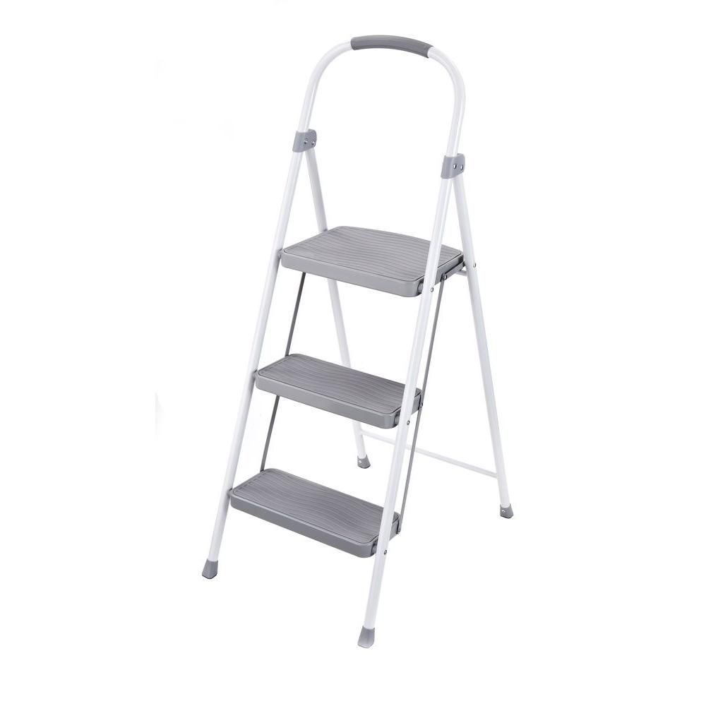 Fresh 3 Step Folding Stool