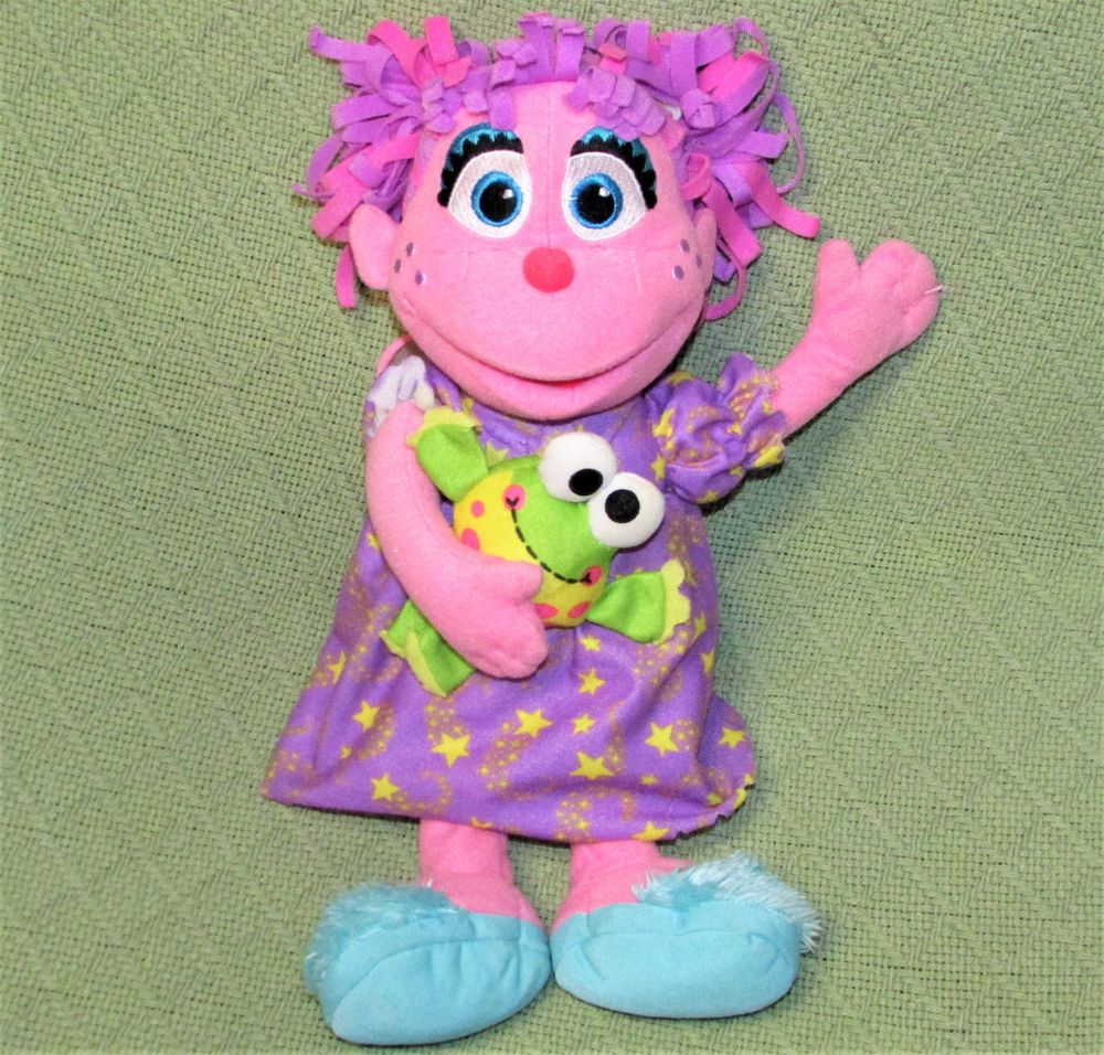 Sesame Street Sweet Dreams Abby Cadabby Talking Sings Fp