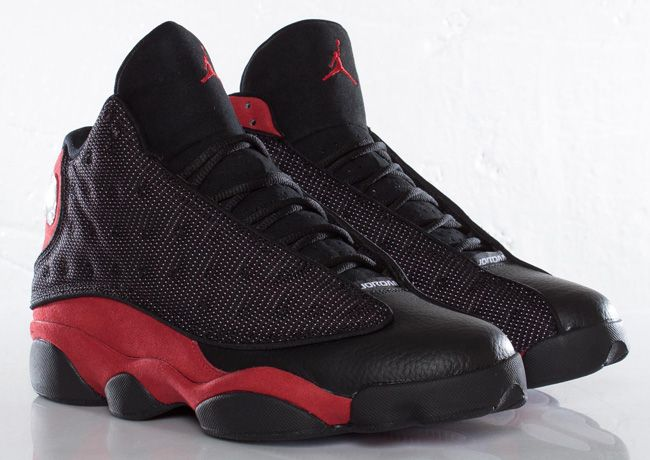 watch 525d7 4ce5c Nike.com Europe Release  Air Jordan 13 Retro BRED