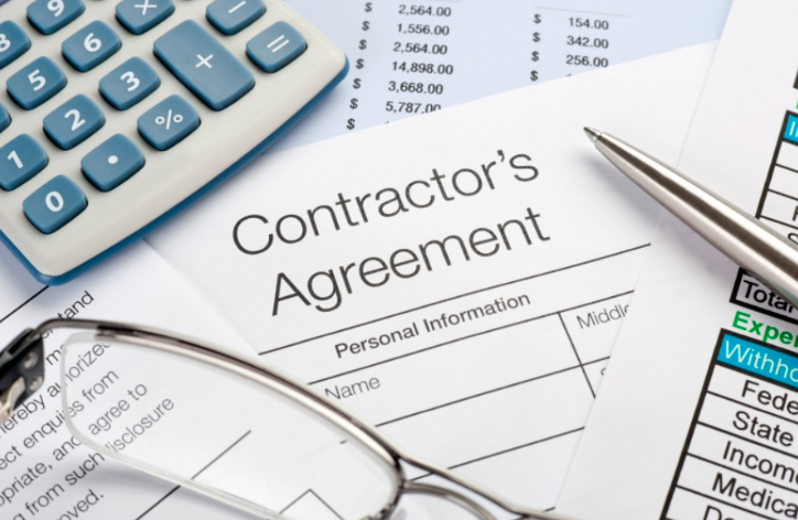 Construction Agreements And Corporate Representation Construction