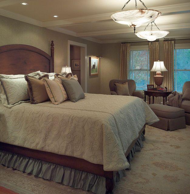 Luxury Large Master Bedroom Decorating Ideas