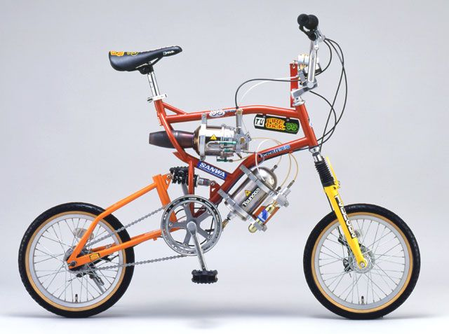 Fire Trick Bob 自転車 専門のバイク ジェットエンジン