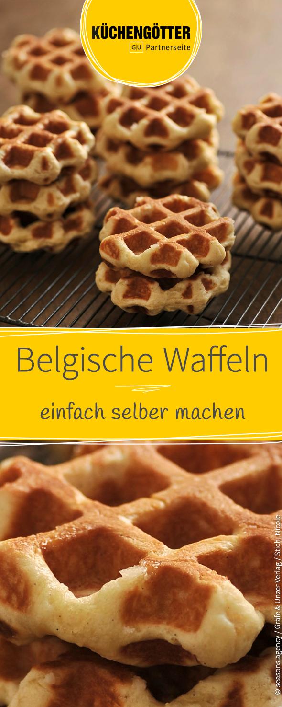 belgische waffeln rezept s e waffeln pinterest backen waffeln und kuchen. Black Bedroom Furniture Sets. Home Design Ideas