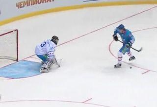 Field Hockey Penalty Shot