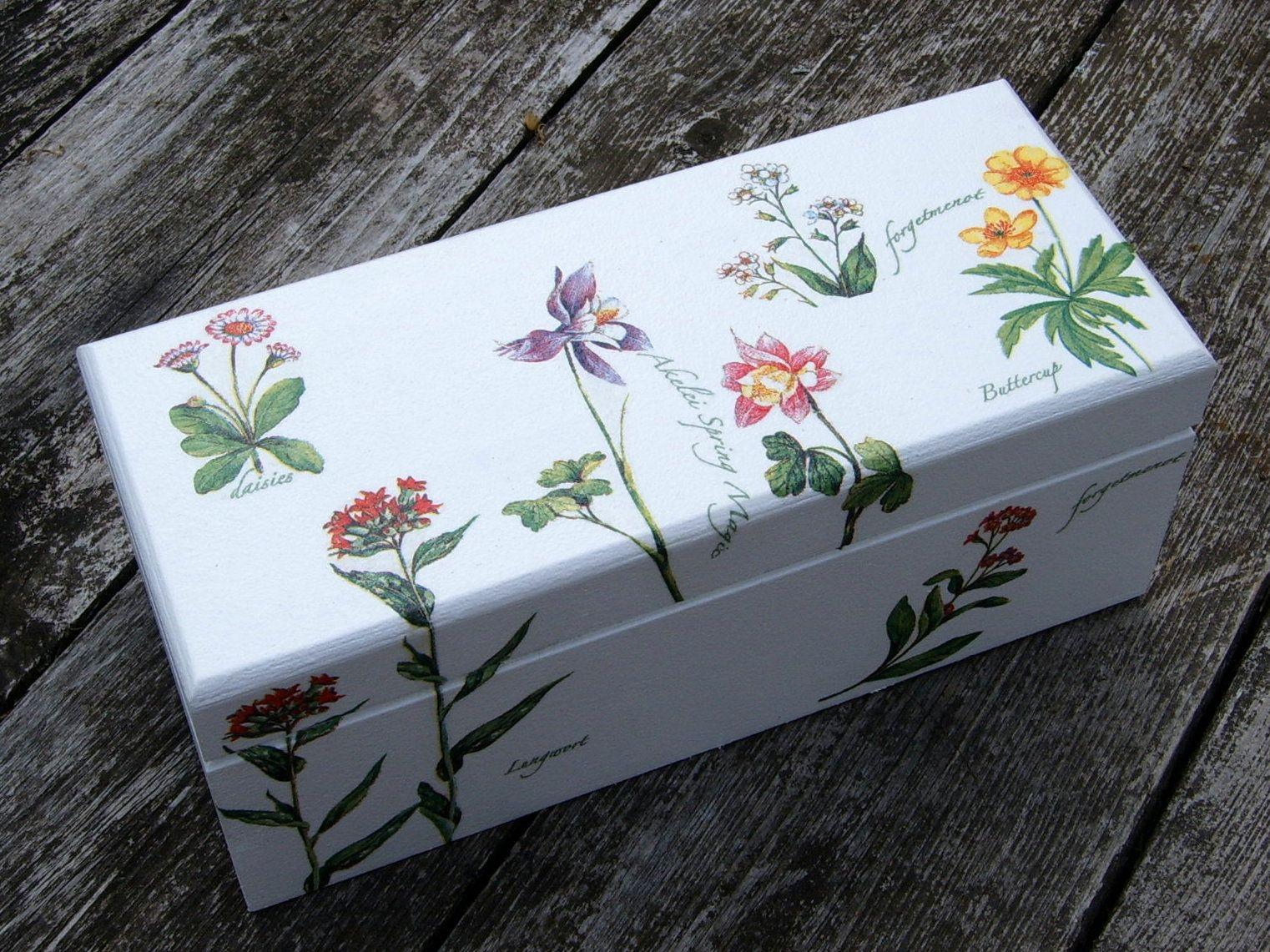 Decoupage manos m gicas pinterest madera pintada manualidades y bricolaje y manualidades - Manualidades y bricolaje ...
