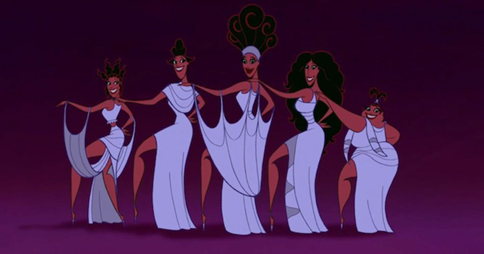 i got muse you are classy and cool just like the muses in hercules