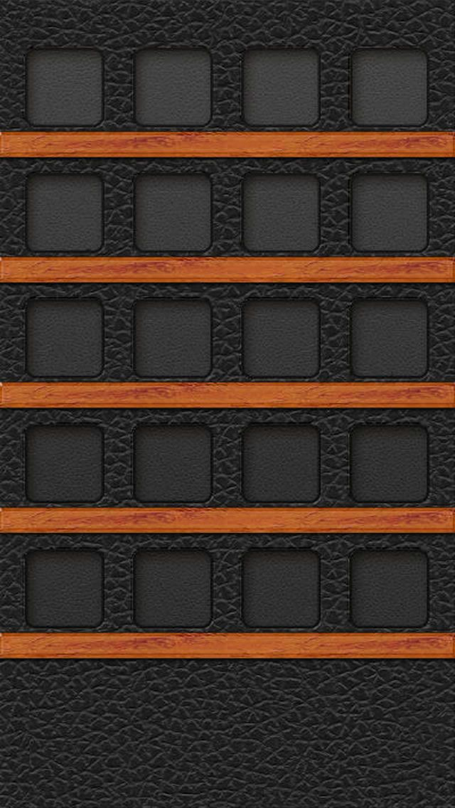 Wood And Leather Iphone Wallpaper Iphone Leather Wallpaper Shelves