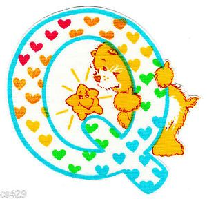 Care Bears And Friends The Letter Q With Images Alphabet