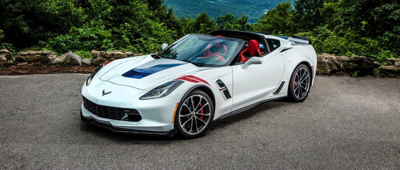 2018 Corvette Grand Sport >> 2018 Chevrolet Corvette Grand Sport Generalmotors Gm