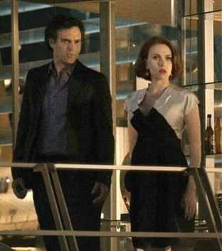 bruce banner and natasha romanoff - Google Search | MARVEL ...