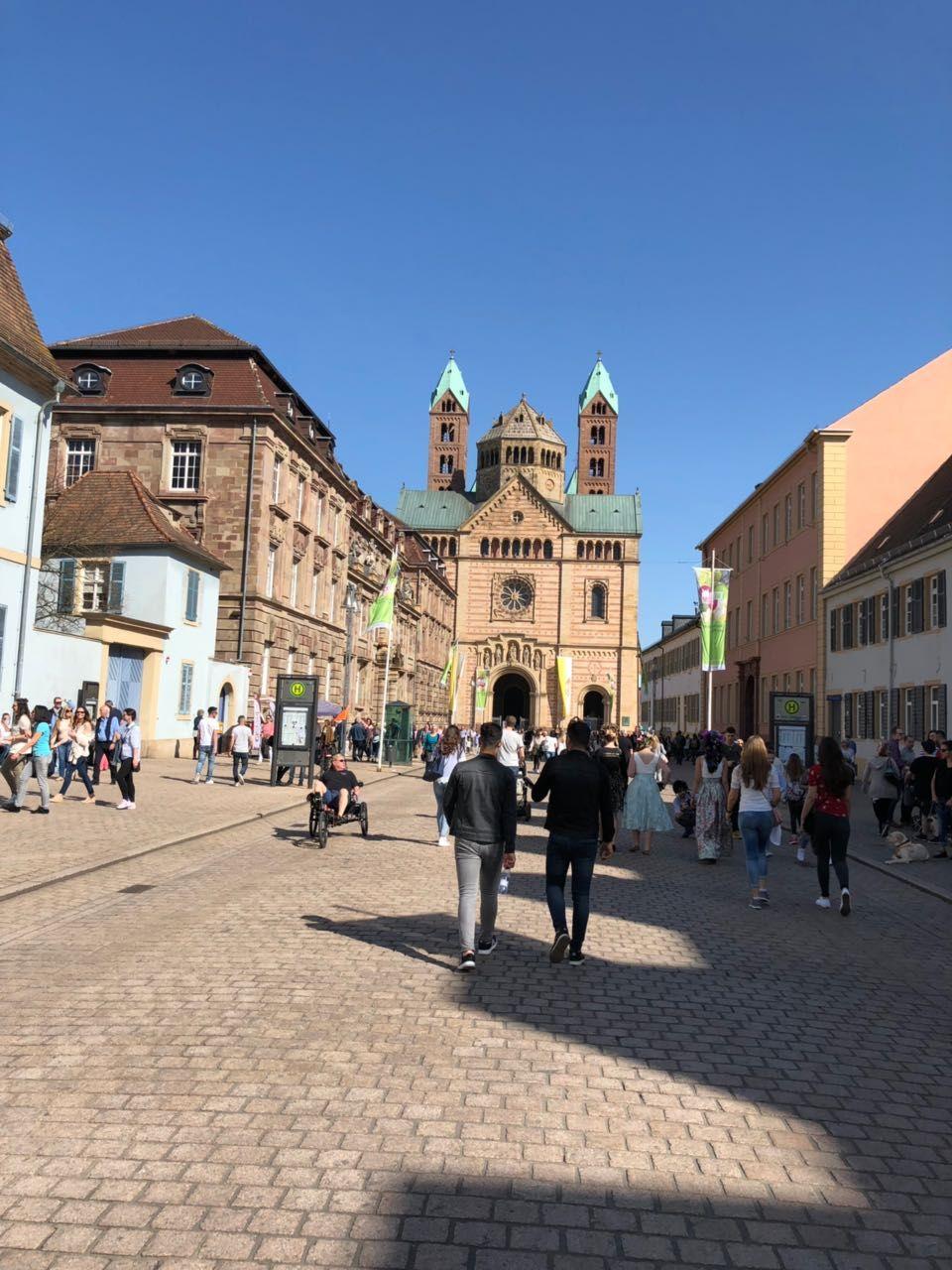 Pin Von Vanessa Auf Speyer Speyer