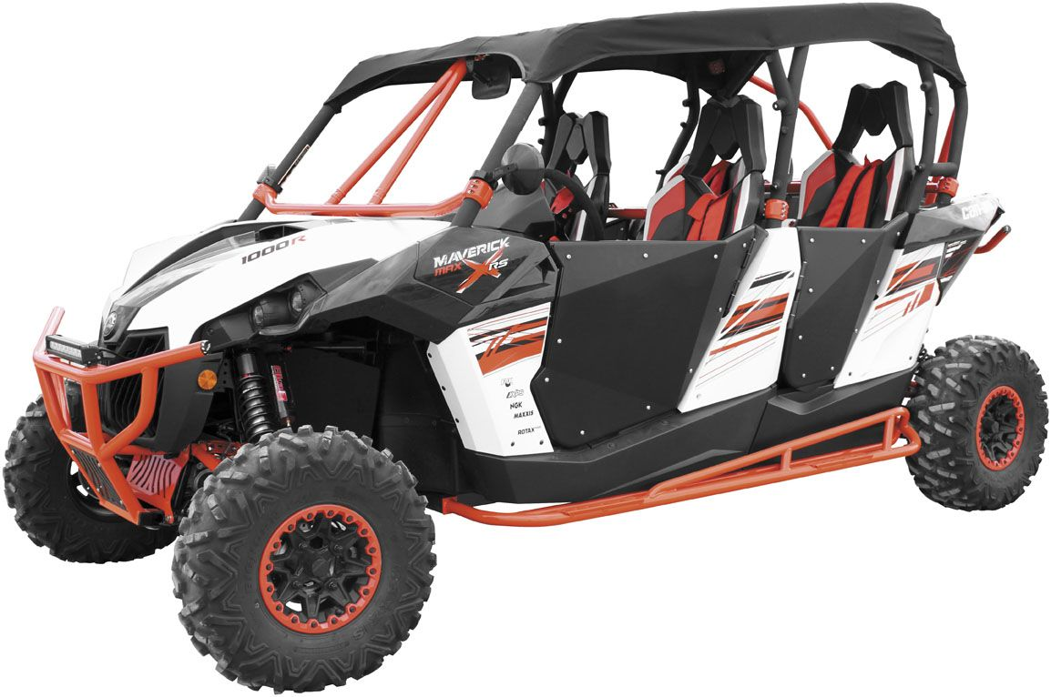 Ebay Advertisement Dragonfire 04 2101 Black Softtop Roof Can Am Maverick Commander Max 4 Seat In 2020 Can Am Soft Tops Can Am Commander