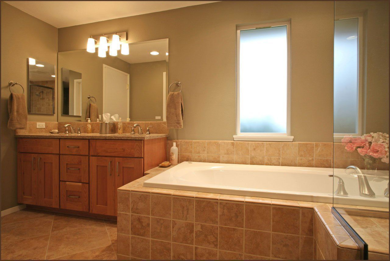 Bath Remodeling Can Be Costly In Time Have A Set Of Plans And A Building Permit In Hand For B Bathrooms Remodel Small Bathroom Remodel Kitchen Bathroom Remodel