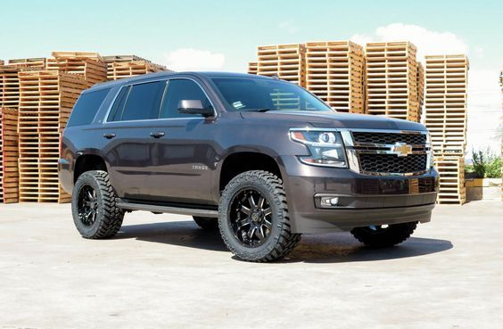2015 Chevrolet Tahoe Get The Level Tahoe