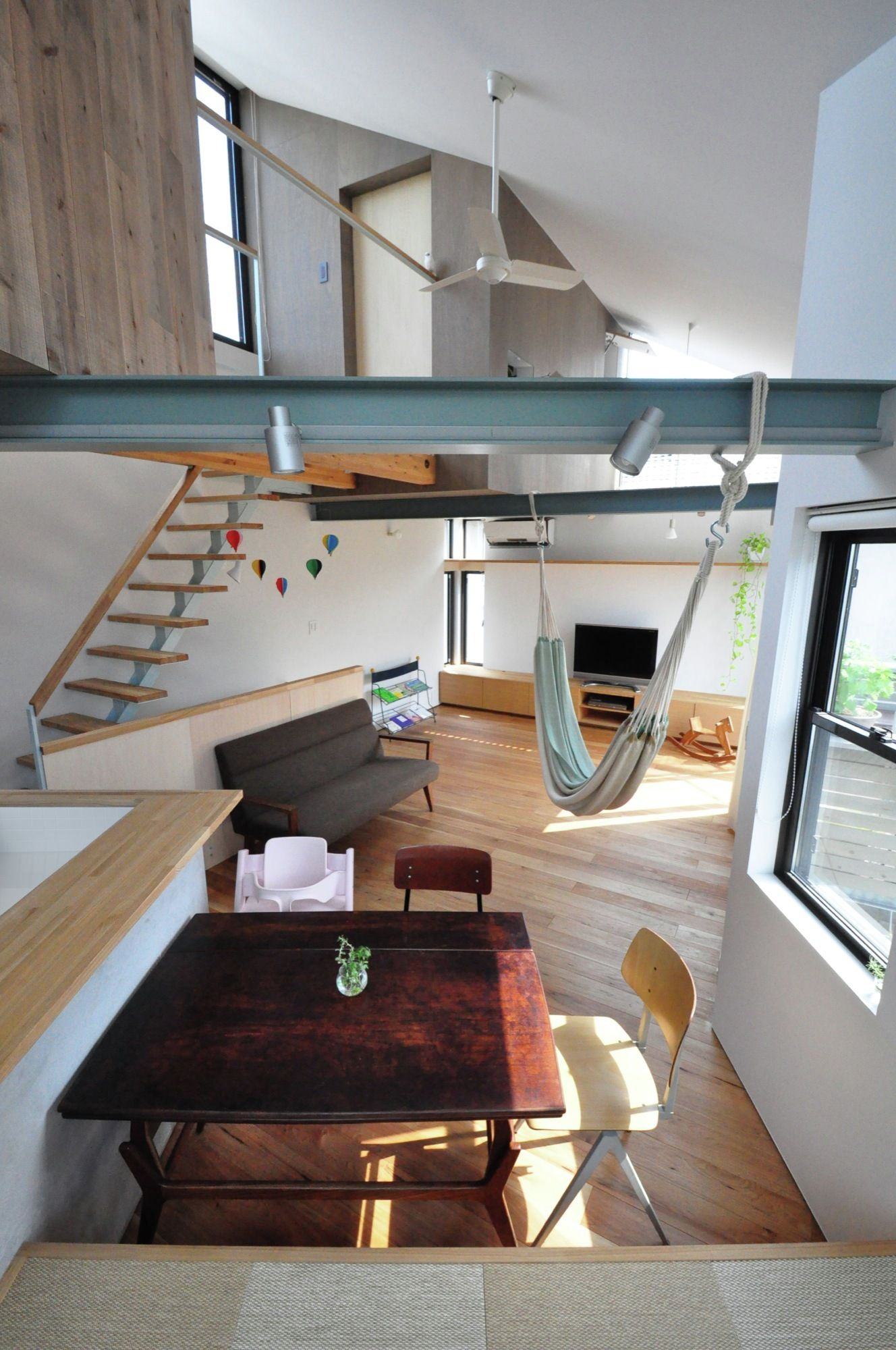 Nice Gallery   Small House With Floating Treehouse / Yuki Miyamoto Architect   5
