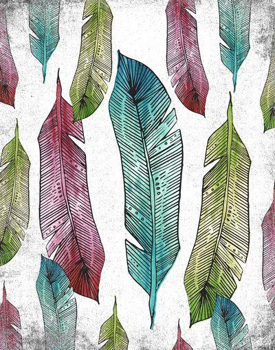 """Birds of a Feather"" art print by Matthew Taylor Wilson."