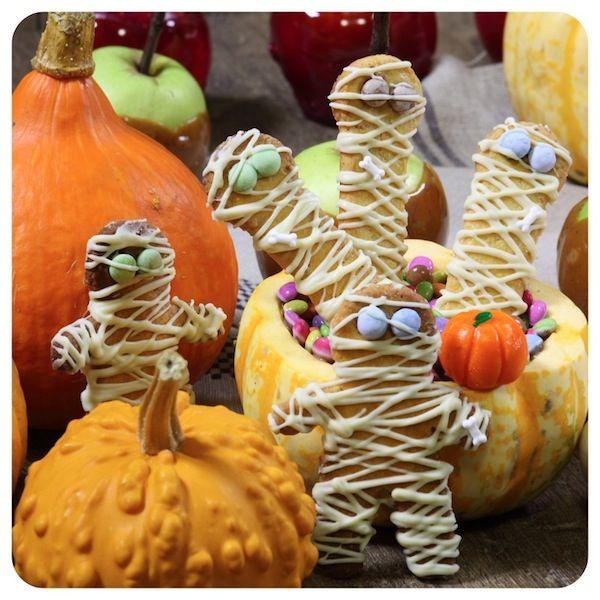 Doces assustadoramente deliciosos pro Halloween | Vídeos e Receitas de Sobremesas
