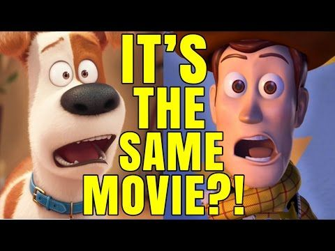 Pixar Theory Secret Life Of Pets Is Ripping Off Toy Story